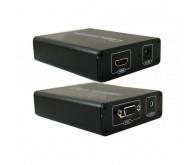 Конвертер HDMI TO VGA V1009