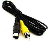 Кабель S-Video plug Composit 1.8m [УЦІНКА]