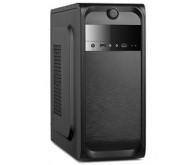 Корпус FrimeCom K08B 400W Black: ATX, mATX; Midi-Tower; Характеристика блока живлення: 400 Вт; Ц