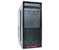 Корпус FrimeCom Q20B 400W Black: ATX, mATX; Midi-Tower; Характеристика блока живлення: 400 Вт