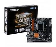 Системна плата AsRock H110M-DGS