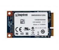 Твердотільний накопичувач SSD Kingston SSDNow mS200 120GB mSATA MLC (SMS200S3/120G)