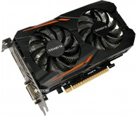 Відеокарта GIGABYTE GeForce GTX1050 Ti 4096Mb OC (GV-N105TOC-4GD)