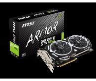 Відеокарта MSI GeForce GTX 1060 ( GTX 1060 ARMOR 6G OCV1)
