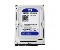 HDD: 500.0g 7200 Serial ATA III WD (WD5000AZLX) 32MB