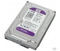 Накопичувач HDD: 1Tb 7200 SATA III WD (WD10PURX) 64MB Caviar Purple