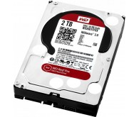 Накопичувач HDD: 2Tb 7200 SATA III Western Digital 64MB Caviar Red