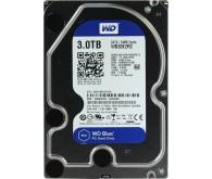 HDD: 3TB Western Digital (WD30EZRZ) 64 MB, SATA III