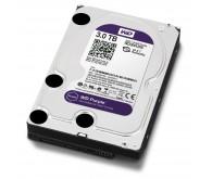 HDD: 3TB Western Digital (WD30PURX) IntelliPower, 64 MB, SATA III