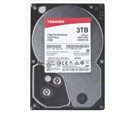 HDD 3Tb (3000.0 Gb); TOSHIBA; 7200 об/хв, 64 MB cache, SATA III