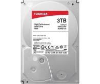 Накопичувач HDD: 3Tb 7200 SATA III TOSHIBA (HDWD130UZSVA)