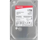 Накопичувач HDD: 1Tb 7200 SATA III TOSHIBA P300 64Mb cache
