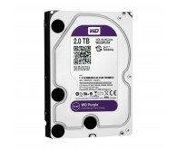 Накопичувач HDD: 2Tb 5400 SATA III Western Digital Purple 64MB WD20PURZ