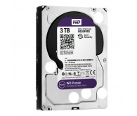 Накопичувач HDD: 3Tb 5400 SATA III Western Digital (WD30PURZ) 64 MB WD Purple