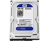 HDD: 500.0g Serial ATA III Western Digital WD5000AZRZ Blue