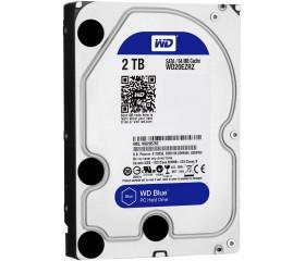 Накопичувач HDD: 2Tb 5400 SATA III Western Digital (WD20EZRZ)