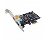 Звуковая карта Manli C-Media 8738 PCI 6 каналов bulk