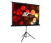 Экран проекционный переносной ELITE SCREENS на треноге T119UWS1 Black Case