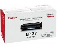 Картридж ЕР-27 Black Canon (8489A002)