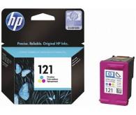 Картридж HP №121 DJ2563/F4283 color [УЦІНКА]