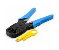 Інструмент для обтискання ATcom SC-310 RJ45, RJ11 (OuBao tool) (блістер)
