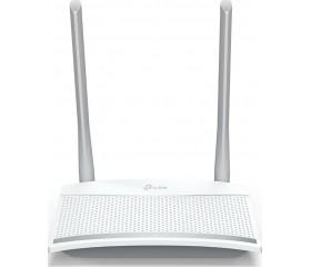 Бездротовий маршрутизатор роутер TP-Link TL-WR820N до 300Mbps, 802.11 n/g, 2x10/100TX