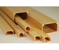 Короб кабельний 25x16/200 1м коричневий
