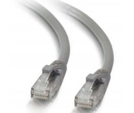 Кабель Patch Cord  GEPLINK Cat5e 26AWG, 0.5M grey