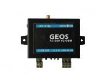 Система управління обладнанням з телефону RC-200 V2 GSM на 200 абонентов