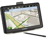 Автомобільний GPS навігатор Globex GE518 + Navitel 5