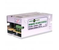 Блок живлення перфорований Green Vision GV-SPS 12V1A-L (12W) 12В / 1А