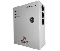 Блок бесперебойного питания Бокс PSU-1203 LED KRAFT 12V/3A
