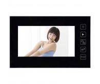Видеодомофонный комплект DOM D7R (черный)