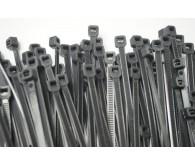 Стяжки для кабелю 3.5x290mm 100 шт