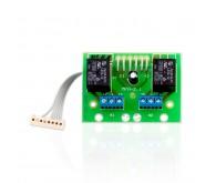 Модуль МРЛ-2.1 для відключення вентиляції або інших допоміжних пристроїв