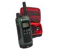 Портативна рація Motorola TLKR T81 Hunter до 10 км, 0.5 Вт, 8 каналів, 10 мелодій виклику, радіоняня