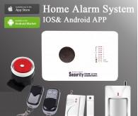 Беспроводная GSM система охраны GSM IS-4