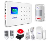 Бездротова GSM система охорони Kerui alarm G18