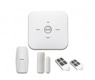 Бездротова GSM система охорони PIPO WL-JT-10GX