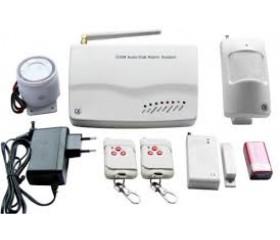 Бездротова GSM система охорони GSM IS-2