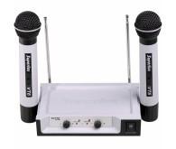 Радіосистема SUPERLUX VT96DD VHF, 2 ручних мікрофона-передавача + база