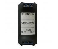 Грозозахист УЗВ-02МP використовується для захисту симетричних двужильних ліній