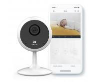 Відеокамера IP внутрішня Ezviz CS-C1C (D0-1D2WFR) 2,0 Мп Wi-Fi