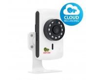 Видеокамера IP внутреняя PARTIZAN Cloud cubic (IPC-1SP-IR EC 1.0) 1,0 Мп micro SD, WiFi